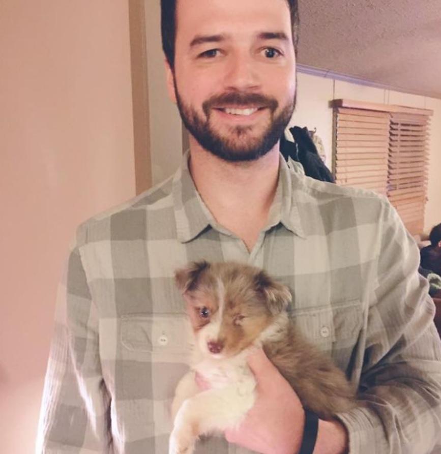 У брошенного щенка с одним глазиком появился шанс на новую  жизнь